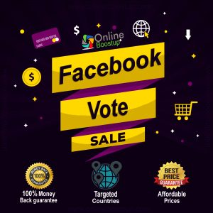 Buy-Facebook-Vote